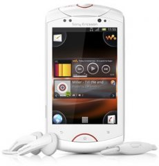 Picture of the Sony Ericsson Live with Walkman, by Sony Ericsson