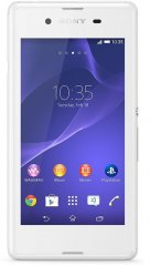 The Sony Xperia E3 Dual, by Sony