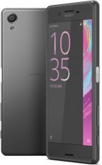 A picture of the Sony Xperia X.