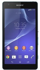 A picture of the Sony Xperia Z2a.