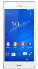 A picture of the Sony Xperia Z3.