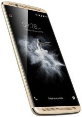 A picture of the ZTE Axon 7.