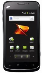 Photo of the ZTE Warp.