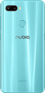Picture 1 of the ZTE Nubia Z18 mini.