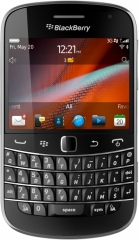 The BlackBerry Bold 9930, by BlackBerry