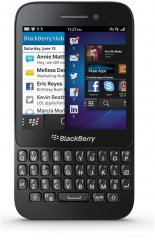 The BlackBerry Q5, by BlackBerry
