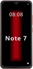 Photo of the Cubot Note 7.