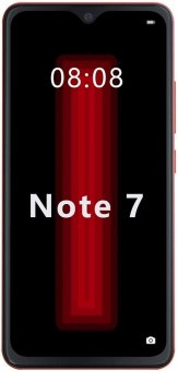 The Cubot Note 7, by Cubot