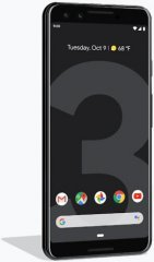 A picture of the Google Pixel 3.