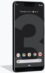 Photo of the Google Pixel 3 XL.