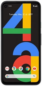The Google Pixel 4a, by Google