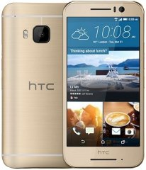 The HTC One S9, by HTC