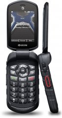 A picture of the Kyocera DuraXE.