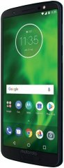 Photo of the Motorola Moto G6.