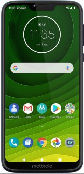 The Motorola Moto G7 Supra, by Motorola