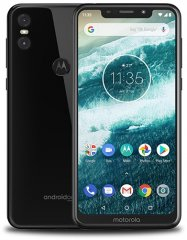The Motorola One, by Motorola