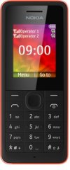 The Nokia 107 Dual SIM, by Nokia