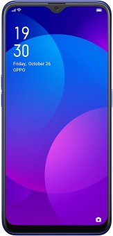 The Oppo F11, by Oppo