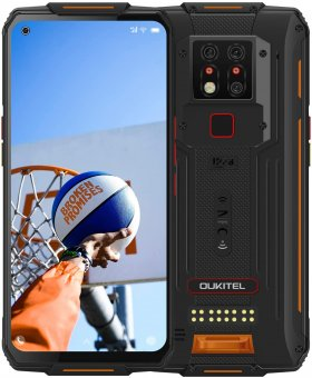The OUKITEL WP7, by OUKITEL