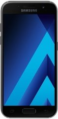 The Samsung Galaxy A3 2017, by Samsung