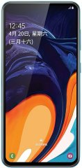 The Samsung Galaxy A60, by Samsung