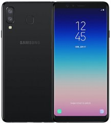 The Samsung Galaxy A8 Star, by Samsung