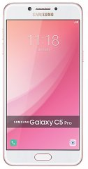 The Samsung Galaxy C5 Pro, by Samsung