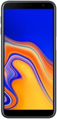 The Samsung Galaxy J6+, by Samsung