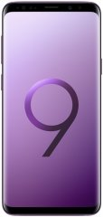 A picture of the Samsung Galaxy S9 Plus.