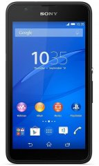 The Sony Xperia E4g, by Sony