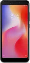 The Xiaomi Redmi 6A, by Xiaomi
