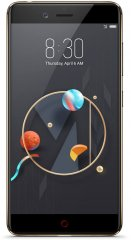 Picture of the ZTE Nubia Z17 Mini, by zte